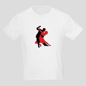 Dancers1 Kids Light T-Shirt