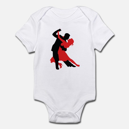 Dancers1 Infant Bodysuit
