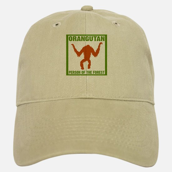 Person of the Forest Baseball Baseball Cap