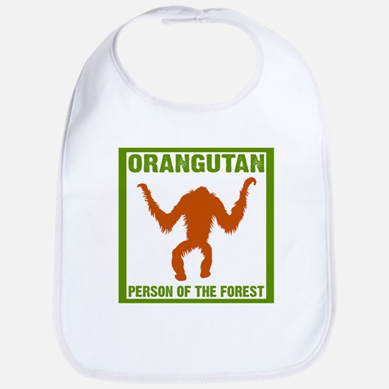 Person of the Forest Bib
