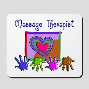 Massage Therapy Mousepad