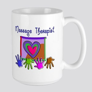 Massage Therapy Large Mug