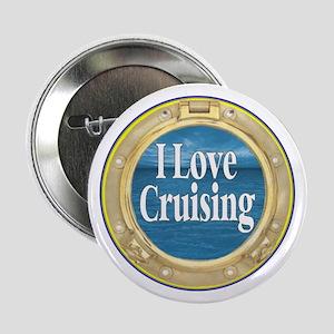 I Love Cruising Button