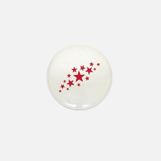 Stars sky Mini Button