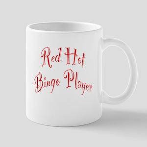Red Hot Bingo Player Mug