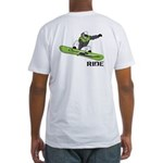 Ride Fitted T-Shirt