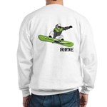 Ride Sweatshirt