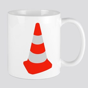 Traffic cone Mug