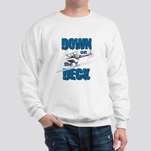 Down on the Deck Sweatshirt