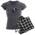 In your heart Women's Charcoal Pajamas