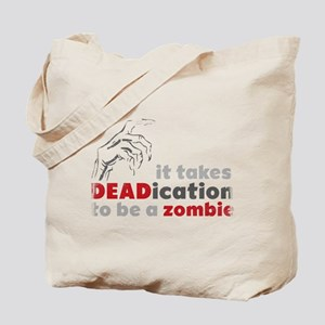 Zombie DEADication Tote Bag