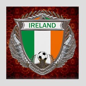 Ireland Soccer Tile Coaster