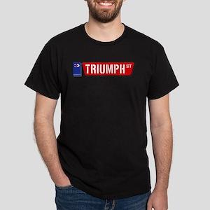 Official Dowco Triumph Street Dark T-Shirt