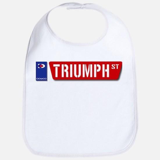 Official Dowco Triumph Street Bib