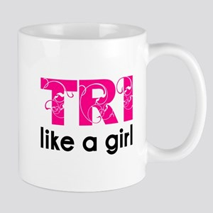 swirltrilikeagirl_sticker Mugs