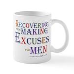 Excuses4men Mugs