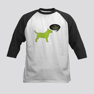 The Bull Terrier Forum Kids Baseball Jersey