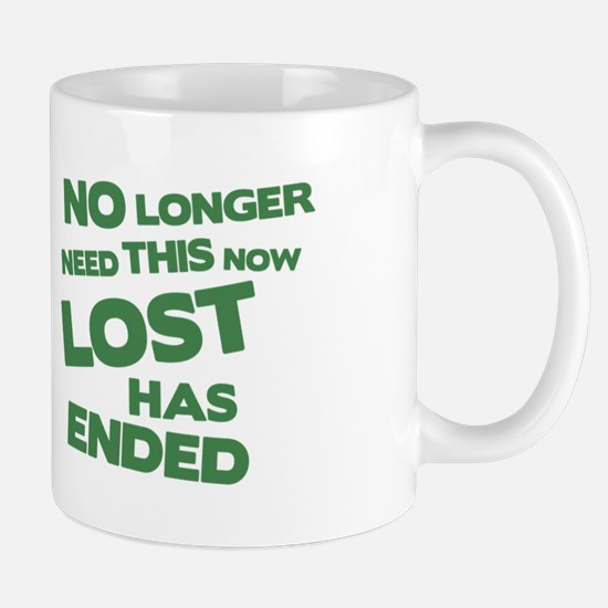 Lost Trashcan Mug