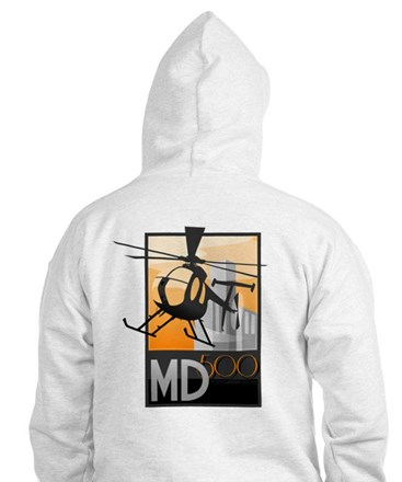 Helicopter Hoodie
