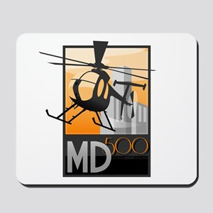Helicopter Mousepad
