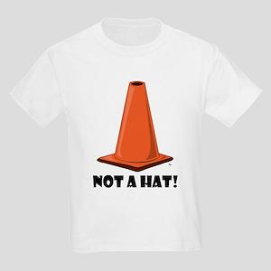NOT A HAT 1w Kids Light T-Shirt