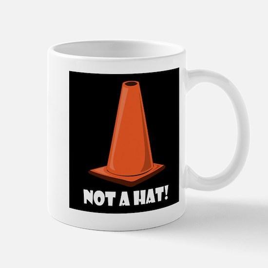 NOT A HAT Mugs Mug