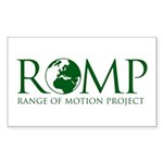 ROMP Rectangle Sticker
