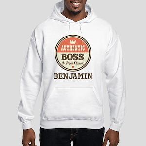 Personalized Boss Gift Sweatshirt