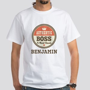 Personalized Boss Gift T-Shirt