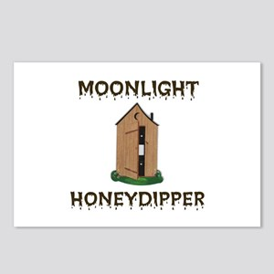 OUTHOUSE CLEANER Postcards (Package of 8)