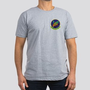 47th Fighter Squadron Men's Fitted T-Shirt (dark)