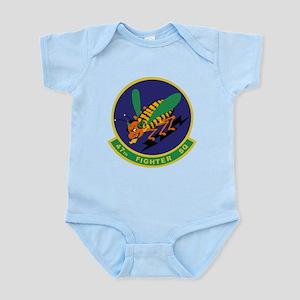 47th Fighter Squadron Infant Bodysuit