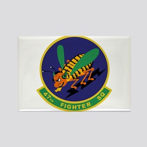 47th Fighter Squadron Rectangle Magnet