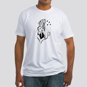 Gator Love Fitted T-Shirt