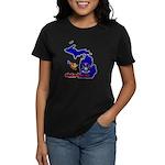 ILY Michigan Women's Dark T-Shirt