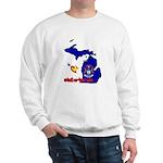 ILY Michigan Sweatshirt