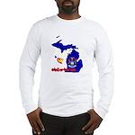 ILY Michigan Long Sleeve T-Shirt