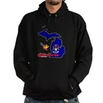 ILY Michigan Hoodie (dark)