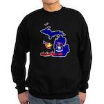 ILY Michigan Sweatshirt (dark)
