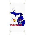 ILY Michigan Banner