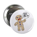 Bite Me !! - Christmas Button