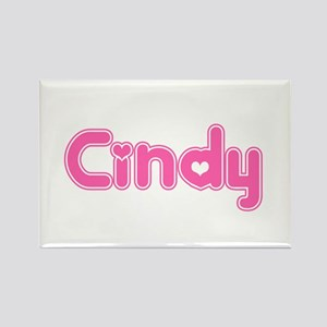 """""""Cindy"""" Rectangle Magnet"""