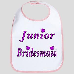 Junior Bridesmaid Simply Love Bib