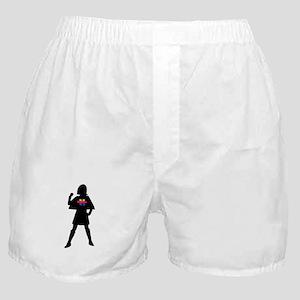 Spectrum Superheroes V2b Boxer Shorts