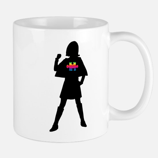 Spectrum Superheroes V2b Mug