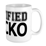 Certified Wacko Large Mug