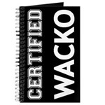 Certified Wacko Journal