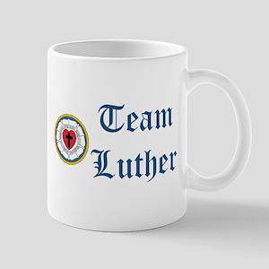 Team Luther Mug