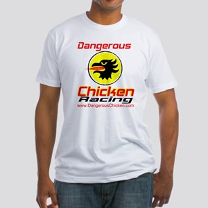 Dangerous Chicken Racing T-Shirt