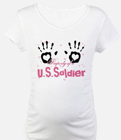 Property of a U.S. Soldier Shirt
